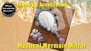Mystical Mermaid Mirror