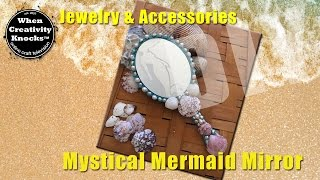Mystical Mermaid Mirror