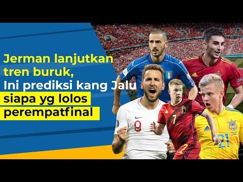 EURO 2020: Review Jerman Vs Inggris dan Prediksi Perempat Final