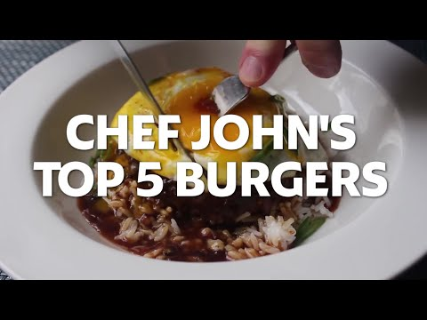 How Chef John Burgers