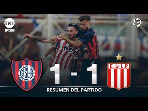 Resumen San Lorenzo vs Estudiantes LP (1-1) | Fecha 17 - Superliga Argentina 2019/2020