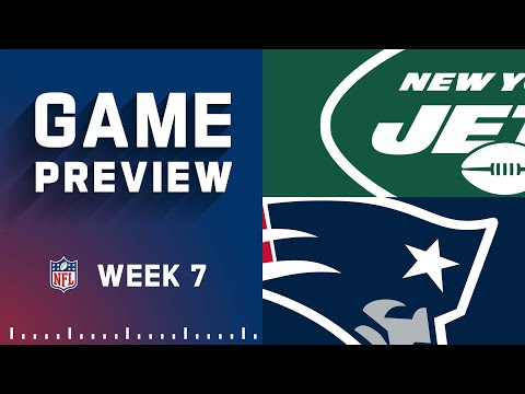 New York Jets vs. New England Patriots | Week 7 NFL Game Preview