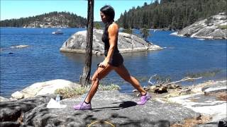 Rock Band Work Out! Sculpt, tone and blast fat! A Resistance Band Workout