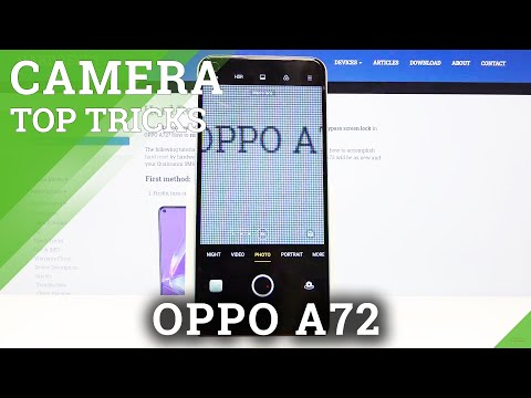 Best Camera Tricks for OPPO A72 - Professional Photo Making