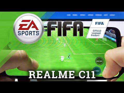 FIFA Mobile on REALME C11 – Check Gaming Quality