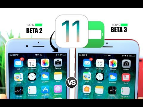 hqdefault iOS 11 Beta 3 Vs Beta 2 Battery Take a look at Video