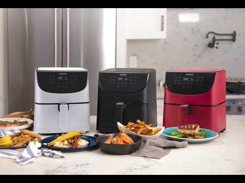 Cosori Air Fryer Giveaway | CaribbeanPot.com