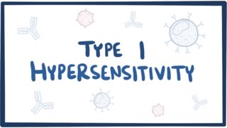 Type I hypersensitivity (IgE-mediated hypersensitivity)