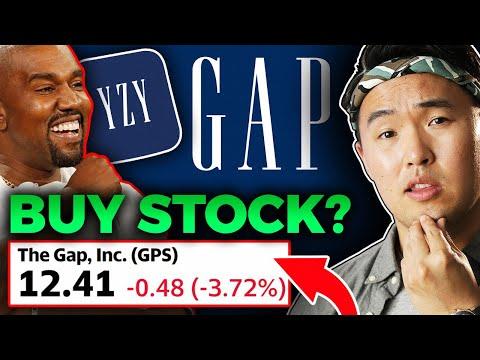 Should You Buy GAP Stock? YEEZY GAP and Kanye West MEGA DEAL (Dividend Investing 2020 )