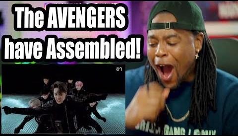 Download Music SuperM 슈퍼엠 'Jopping' MV | AVENGERS ASSEMBLE!!! | REACTION!!