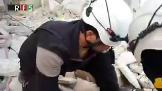 Video - White Helmets Fake Rettungen