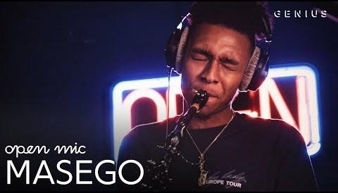 Download Music Masego ″Lavish Lullaby″ (Live Performance) | Open Mic