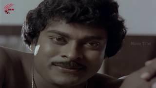 Chiranjeevi With Silk Smitha Love Scene , Gooda Chari No 1 Movie
