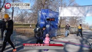 Chicago NYD 5K 2017 Happy New Year