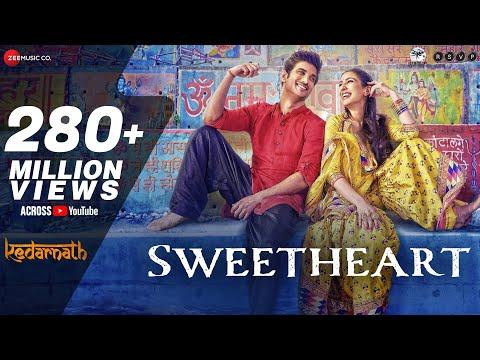 Sweetheart Song Lyrics-Kedarnath 2019