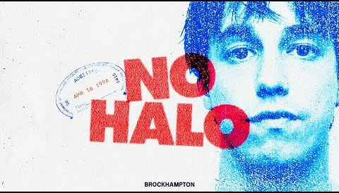 Download Music No Halo - BROCKHAMPTON