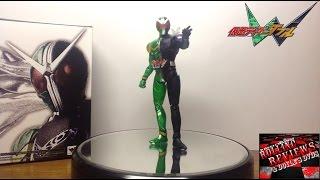 Review: S.H.Figuarts Shinkocchou Seiho Kamen Rider W CycloneJoker (仮面ライダーダブル)
