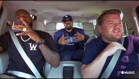 Download Music Carpool Karaoke: The Series — LeBron James & James Corden - Apple TV app