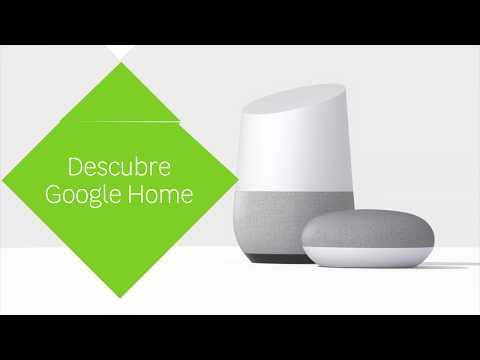 Conoce más sobre Google Home (Leroy Merlin)