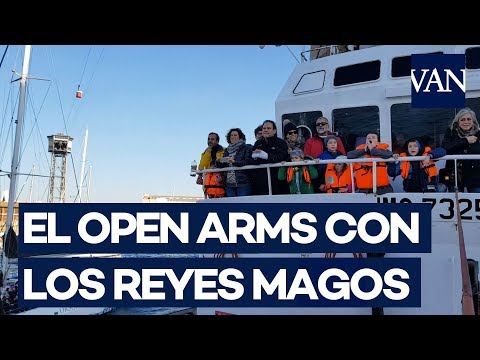OPEN ARMS REYES