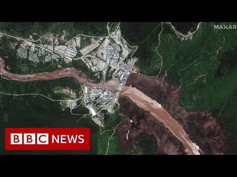 Nile dam dispute: Ethiopia, Egypt and Sudan agree to resume talks - BBC News
