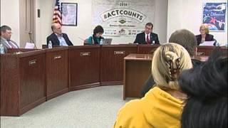 Robertson County School Board  3-2-15