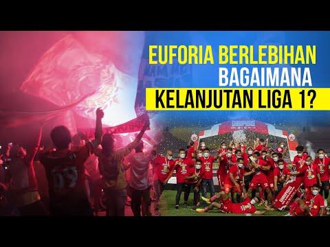 Dampak Euforia Final Piala Menpora, Liga 1 Batal?