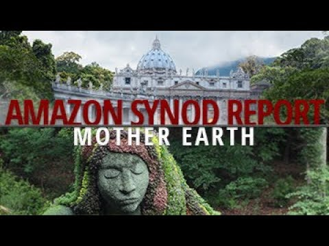 Amazon Synod Report — Mother Earth