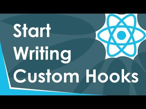 Learn Custom Hooks In 10 Minutes