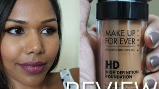 Mufe Hd Foundation Shade 173 Review You