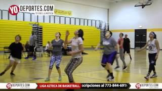 Liga Azteca de Basketball busca mujeres para el primer torneo