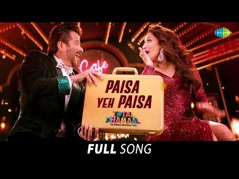 Paisa Yeh Paisa Lyrics – Total Dhamaal 2019