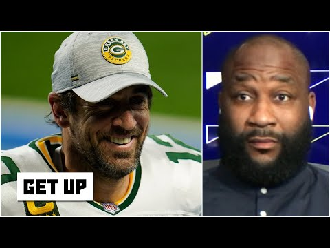 Marcus Spears doesn't think Aaron Rodgers is being sensitive amid the Packers drama   Get Up