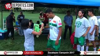 Zacatepec Campeon en Chicago La Liga Douglas