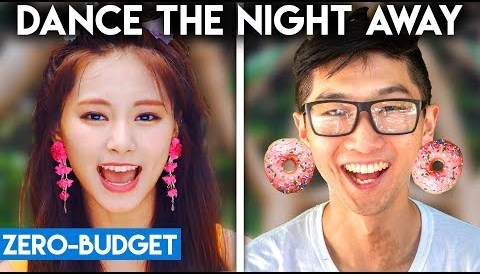 Download Music K-POP WITH ZERO BUDGET! (TWICE - Dance the Night Away)