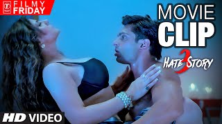 HATE STORY 3 Movie CLIPS 6 Zareen Khan & Karan Singh Grover Love Making Scene