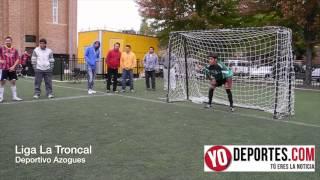 El Deportivo Azoguez triunfa en Liga La Troncal de Chicago