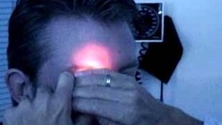 Frontal Sinus Transillumination - Physical Examination