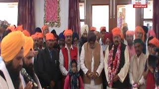 Joshimath: पर्यटन मंत्री सतपाल महाराज ने रवाना किया हेमकुंड साहिब के लिए पहला जत्था, कल खुलेंगे कपाट