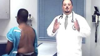 Tactile Fremitus - Physical Exam