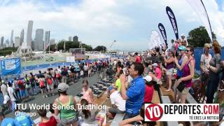 Chicago ITU World Triathlon Series (WTS)