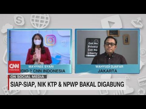 Siap-Siap, NIK KTP & NPWP Bakal Digabung