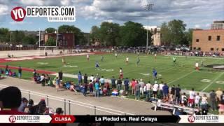 La Piedad vs. Real Celaya CLASA