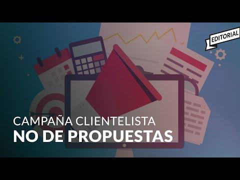 Campaña Clientelista Y Sin Propuestas - EDITORIAL #Antinoti Septiembre 25, 2019