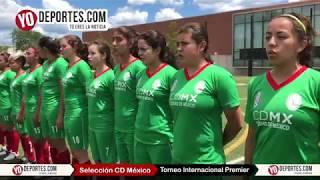Ciudad de Mexico gana Torneo Internacional Premier en Chicago