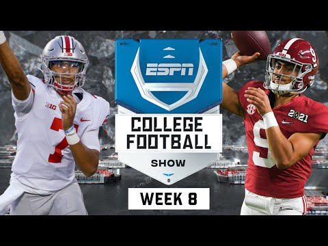 Week 8 highlights, analysis and who really is the No. 2 team in CFB? | The College Football Show