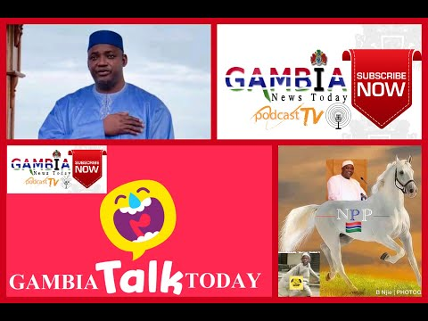 GAMBIA TODAY TALK 3RD JANUARY 2021