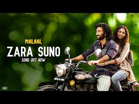 Zara Suno Lyrics in English & Hindi – Malaal 2019