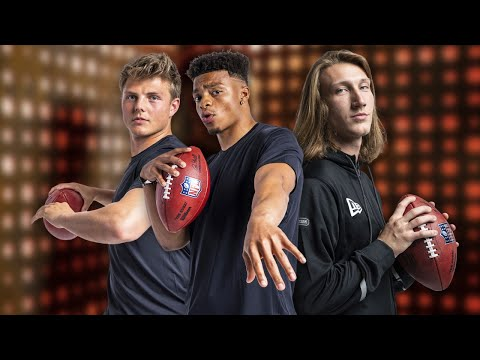Getting to know the Next Stars of the NFL Trevor Lawrence, Zach Wilson, & Justin Fields