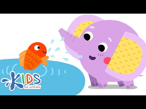 Objects that Fit Together | Matching Games for Kids | Develop Logic Skills for Children